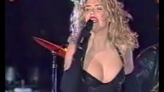 getlinkyoutube.com-Kim Wilde  I Can`t Get Enough  Fete De La Musique Paris 1990