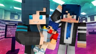getlinkyoutube.com-Yandere High School - FUNNEH HAS A BABY!? [S2: Ep.6 Minecraft Roleplay]