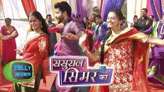 getlinkyoutube.com-Swara, Simar And Prem's Dance Performance On Baishakhi | Sasural Simar Ka | Colors TV