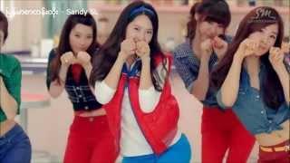 [HD MV] SNSD - Dancing Queen (Myanmar Subs)