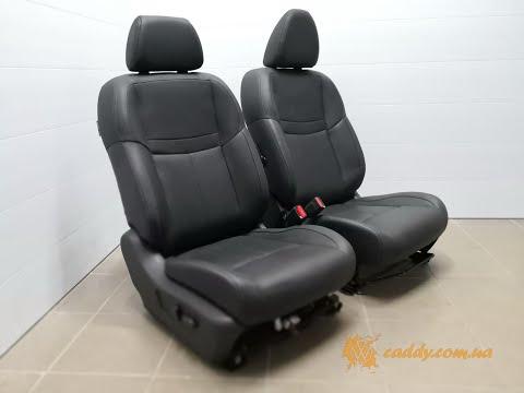 HCRV-6 - Honda CR-V - передние сиденья