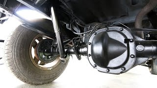 What Abuse Does Your Suspension Take Every Day? width=