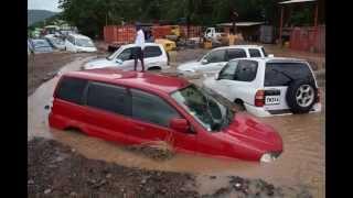 getlinkyoutube.com-Tropical Storm Erika aftermath documentary - Dominica
