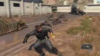 getlinkyoutube.com-METAL GEAR SOLID V  THE PHANTOM PAIN MISSION 29 - Defeat the Skulls without firing a single shot