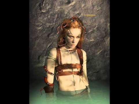 dioses griegos: la leyenda de medusa