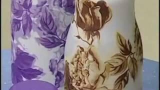 getlinkyoutube.com-Colorgin no Ateliê na TV - Pintura e decoração em vidro