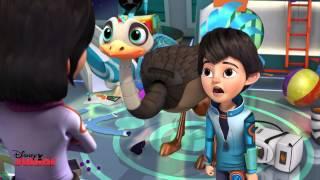 getlinkyoutube.com-Miles From Tomorrow | Who Stole the Stellosphere? | Disney Junior UK