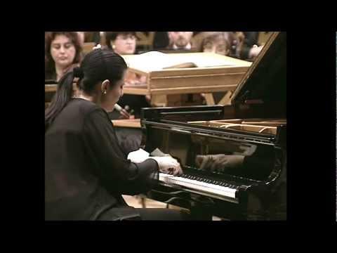 Raluca Stirbat - MOSZKOWSKI, Piano Concerto in E major, Op 59 (3rd Mvt)