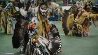 getlinkyoutube.com-Loon Lake Powwow '09, Mens Traditional Special, Part 1