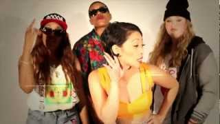Rocky Rivera - GRLZ (rmx) (ft. Raven Sorvino, Plane Jane & Oh Blimey)