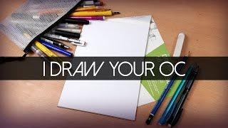 getlinkyoutube.com-★ I draw your OC ★ 23