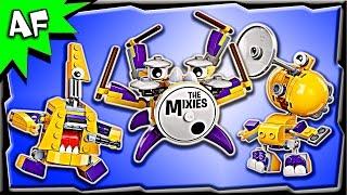 Lego Mixels MIXIES Series 7 Jamzy, Tapsy, Trumpsy Build Review 41560, 41561, 41562
