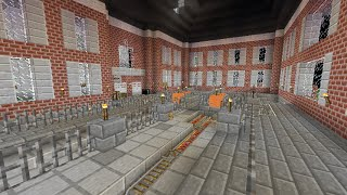 (Minecraft1.7.2~1.7.10)快速対応自動駅の紹介(PS3対応報告有)