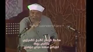 getlinkyoutube.com-الشيخ الشعراوى يوضح لماذا طلب سيدنا موسى من الله ان يرسل معه اخاه هارون