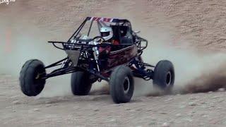 getlinkyoutube.com-Custom Long Travel Buggy Jump!