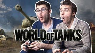 Cyprien Squeezie - World Of Tanks XBOX 360