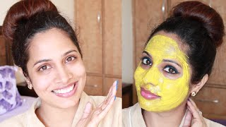 getlinkyoutube.com-How To Get Clear Skin | Remove Acne Scars & Dark Circles