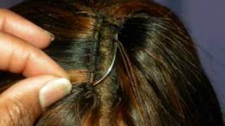getlinkyoutube.com-SEW IN HAIR STEP BY STEP
