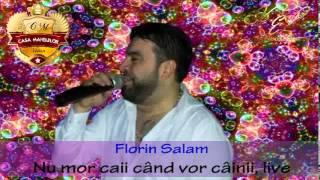 getlinkyoutube.com-FLORIN SALAM - NU MOR CAII CAND VOR CAINII (CASA MANELELOR), LIVE