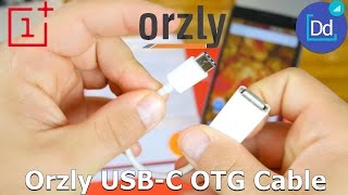 getlinkyoutube.com-USB-C OTG Cable for OP2, Nexus 5X, 6P, Zuk Z1, & Nextbit Robin by Orzly in 4K