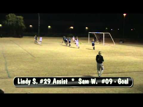 (Slow Mo added) Hamilton vs Perry Tempe Diablo Classic Game #2 12/07/2010