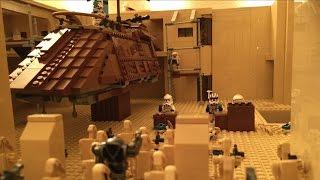 getlinkyoutube.com-Lego Mos Eisley Moc History and Future + New Moc ?