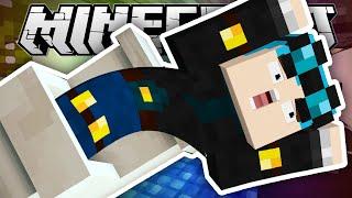 getlinkyoutube.com-Minecraft | THE BATHROOM ADVENTURE!! | Super Minecraft Maker #2