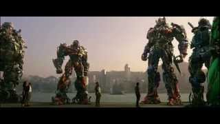getlinkyoutube.com-Transformers 4 (2014) La despedida de Optimus Prime (HD latino)