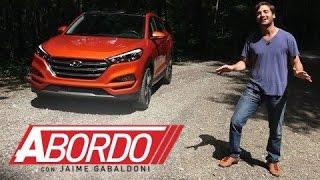 getlinkyoutube.com-Hyundai Tucson 2016 - Prueba A Bordo [Full]