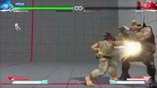 getlinkyoutube.com-SFV: Ryu combos 1080p 60Fps