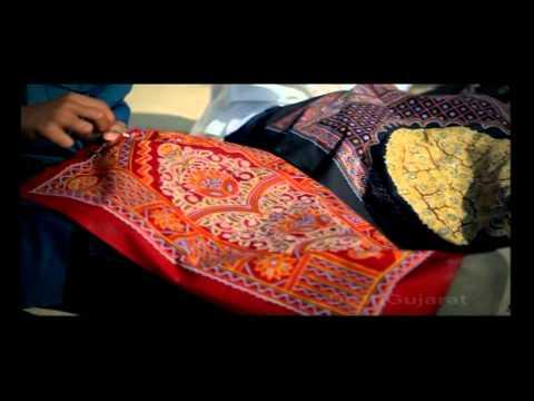 Gujarat Tourism Khushboo Gujarat Ki campaign: Handicraft