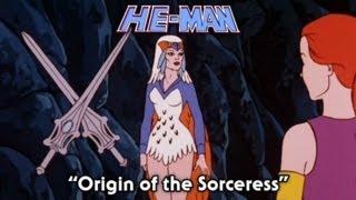 getlinkyoutube.com-He-Man - Origin of the Sorceress - FULL episode