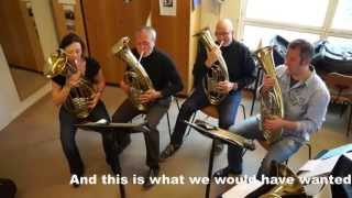 Berlin Philharmonic Horns: BRUCKNER