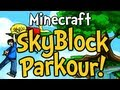 Minecraft - SkyBlock Parkour Special