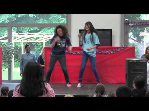 Chandos East Jubilee Talent show