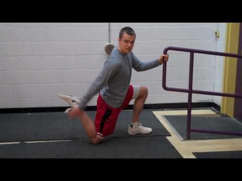 4 Essential Basketball Stretches