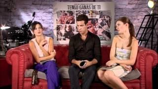 getlinkyoutube.com-Entrevista Mario Casas, Clara Lago y María Valverde nos hablan de Tengo ganas de ti