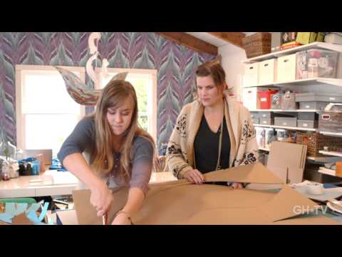 Family-Friendly Craft Class: Jumbo Cardboard Ship