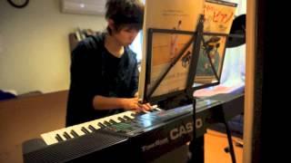 久しぶりにピアノ弾いてみた I play the piano