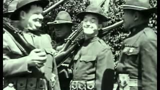 getlinkyoutube.com-Laurel & Hardy   Join  the army