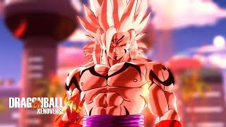 getlinkyoutube.com-Dragon Ball Xenoverse Ultimate Gameplay Demon God Goku [Episode 30]