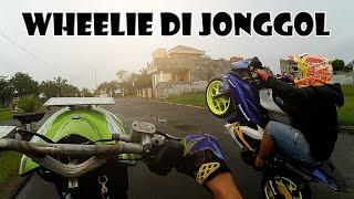 Stunt Practice Jonggol | #sundaystuntday Jonggolstuntrider | Motovlog Indonesia