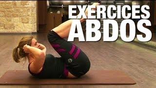 getlinkyoutube.com-Fitness Master Class - Exercices abdos avec Lucile Woodward