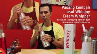 Cara Membuat Whipped Cream