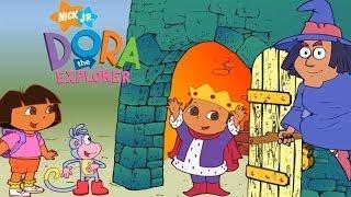 getlinkyoutube.com-Dora Saves the Prince - Dora Game Episode - Dora The Explorer