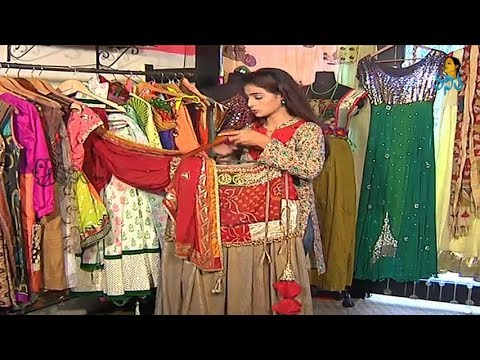 Latest Ghagra Choli Designs | Hello Ladies | Vanitha TV