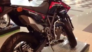 getlinkyoutube.com-Kawasaki D tracker 150
