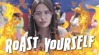 ROAST YOURSELF CHALLENGE - Paulettee