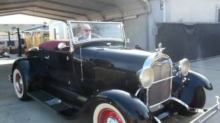 getlinkyoutube.com-1929 Ford Model A Roadster For Sale At Detroit ✔