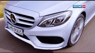 getlinkyoutube.com-Mercedes-Benz C-Class C250 (W205) // АвтоВести 155